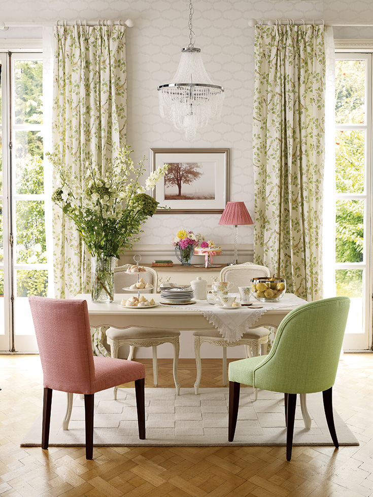 Laura ashley dining room furniture